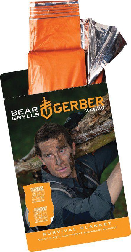 Gerber Bear Grylls Survival Blanket G31001785