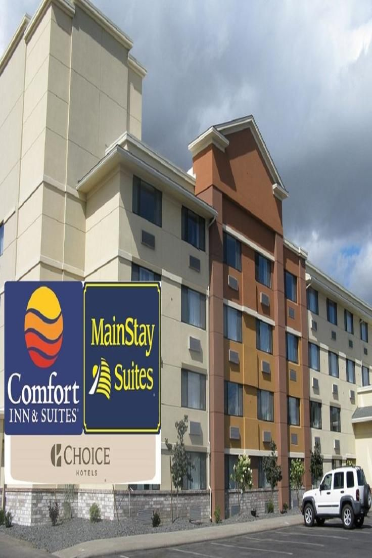 Mainstay Suites Is Located In Coeur D Alene And Features A Shared