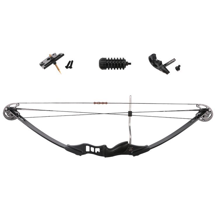 1pc new design cheap 30-40 lbs let off 70% compound bow for hunting #Affiliate