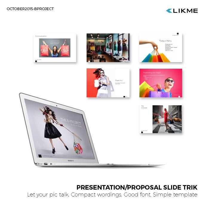 Presentation Trik #bikincantik #bisnis #powerpoint
