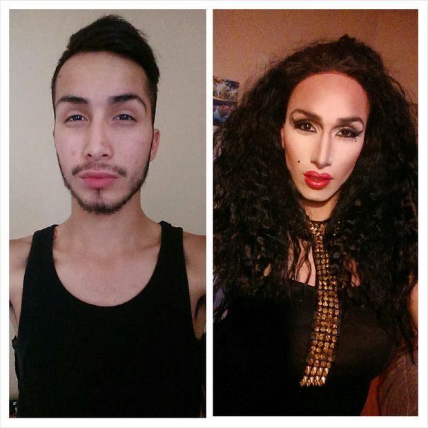Male Transformation Female