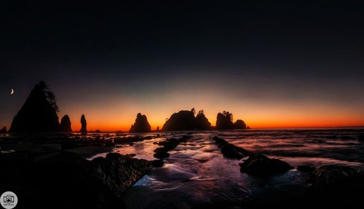Живописные пейзажные фотографии Таннера Уенделла