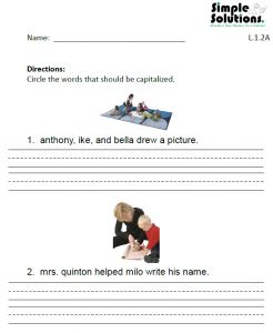 Multiply By 2 Worksheets Excel  Best Common Core Images On Pinterest  Common Cores Worksheets  Holidays Worksheet Word with Translating Verbal Expressions Into Algebraic Expressions Worksheet Pdf Try This Free Worksheet Download From Simple Solutions To Help Teach  Students About Capitalization L  Common Core Itfree Worksheetscommon  Coresfirst Grade  Colouring Worksheets For Playgroup Word