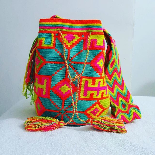 In stock 25 May ✈️ ของเข้า 25 พ.ค. ค่ะ Line: nich_nach #wayuubags #mochilabag #holidaypatterns #patternspassions #mochila #beach #กระเป๋าวายู #กระเป๋าwayuu #handmade #crochetbag