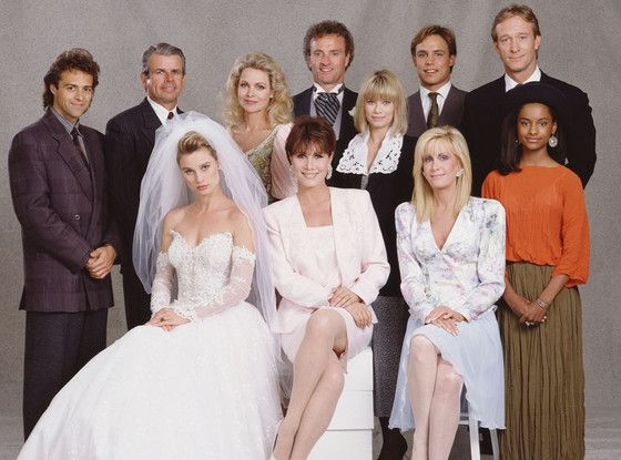 Knots Landing TV Series - 1979 - 1993 ~ Pinned by Nathalie Gobbe