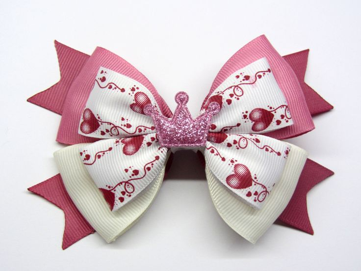 Excited to share the latest addition to my #etsy shop: Valentines baby girl bows Bow dusty rose Bow dusty pink Hair clip crown For little princess Baby valentine bow crown golden Girls Hair clip http://etsy.me/2CxbAf7 #accessories #hair #pink #birthday #valentinesday #