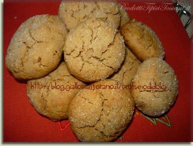 Biscotti alla farina di castagne e nocciole