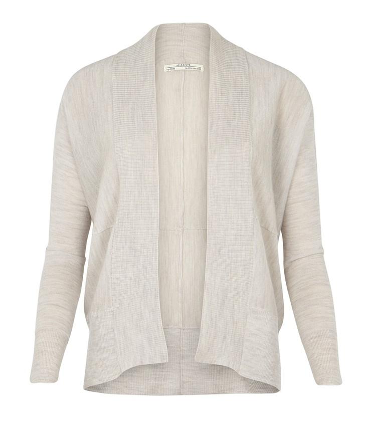 Trey Cardigan, Women, Sweaters, AllSaints Spitalfields