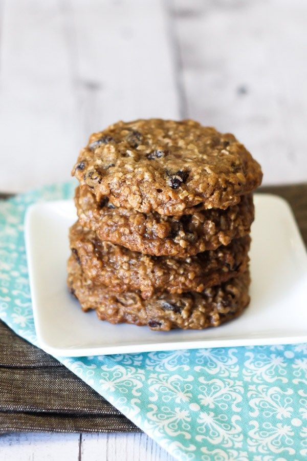 Warm, soft oatmeal raisin cookies. That's what dreams are made of. Well, to me at least. I have been a fan of the classic oatmeal raisin cookie for as long as I can remember. It was actually …