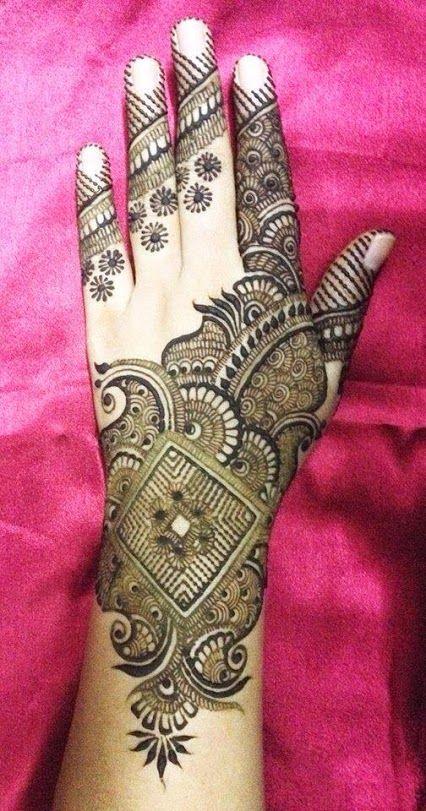 Friends See mehndi Designs 2015