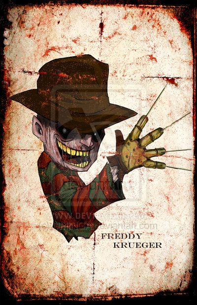 Christopher Uminga - Freddy Krueger [A Nightmare on Elm Street]