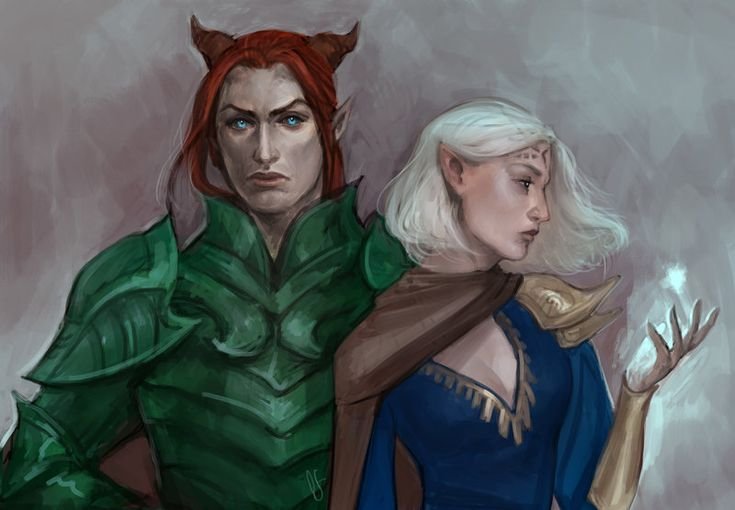 Neverwinter Nights by DancinFox.deviantart.com on @DeviantArt