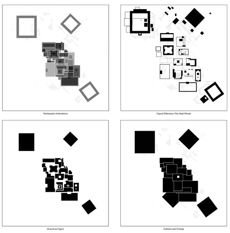 648 best diagrams images on pinterest drawing architecture arch rowe 2 precedent analysis diagrams 3 ccuart Image collections