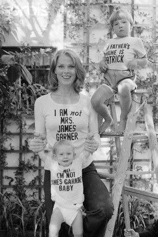 Happy Birthday to Mariette Hartley, who indeed is NOT Mrs. James Garner. She turns 73 today.
