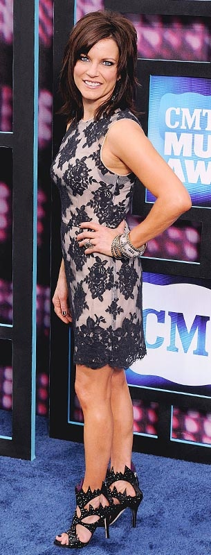 Not a fan of the shoes, but I have a slight obsession with the dress.