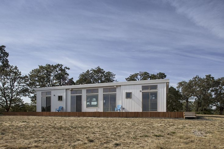 5 affordable modern prefab houses you can buy right now for Ultra modern modular homes