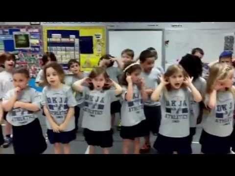 We Live the 7 Habits of Happy Kids in K107