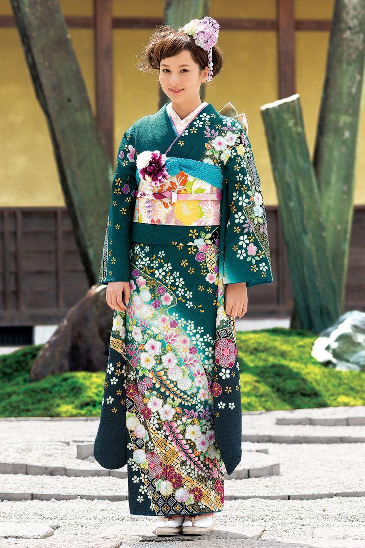 Sanderson Wisteria Falls Wallpaper 662 Best Wisteria Kimonos Images On Pinterest Chinese