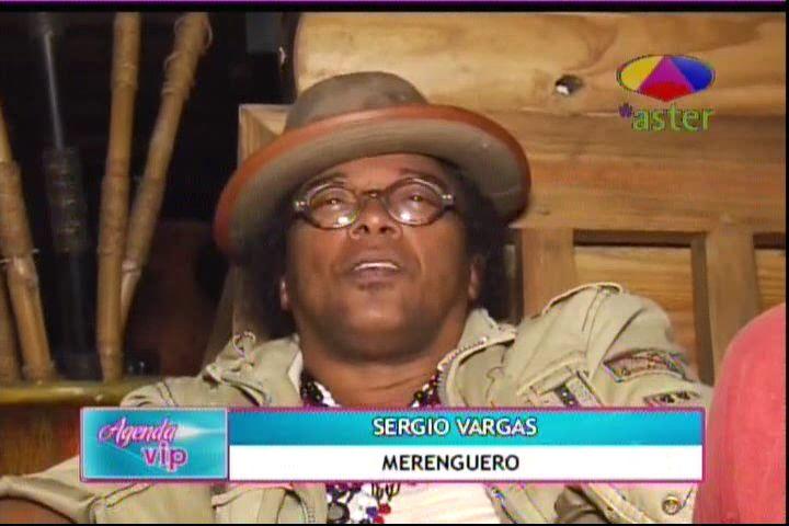 Entrevista A Sergio Vargas Con Violeta Ramírez En Agenda VIP #Video
