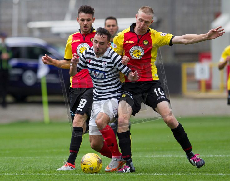 Queen's Park's Anton Brady in action during the Betfred Cup game between Partick Thistle and Queen's Park.