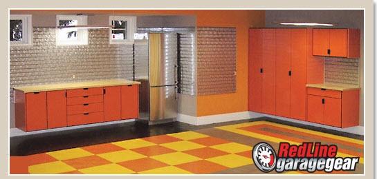 1000 images about garage cabinets on pinterest redline for Garage dultec orange