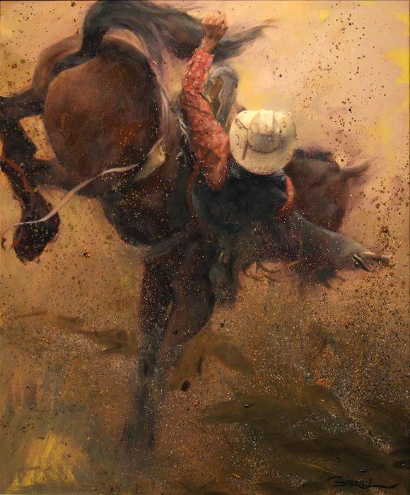 Art of GabrielNational Cowboy | Art of Gabriel
