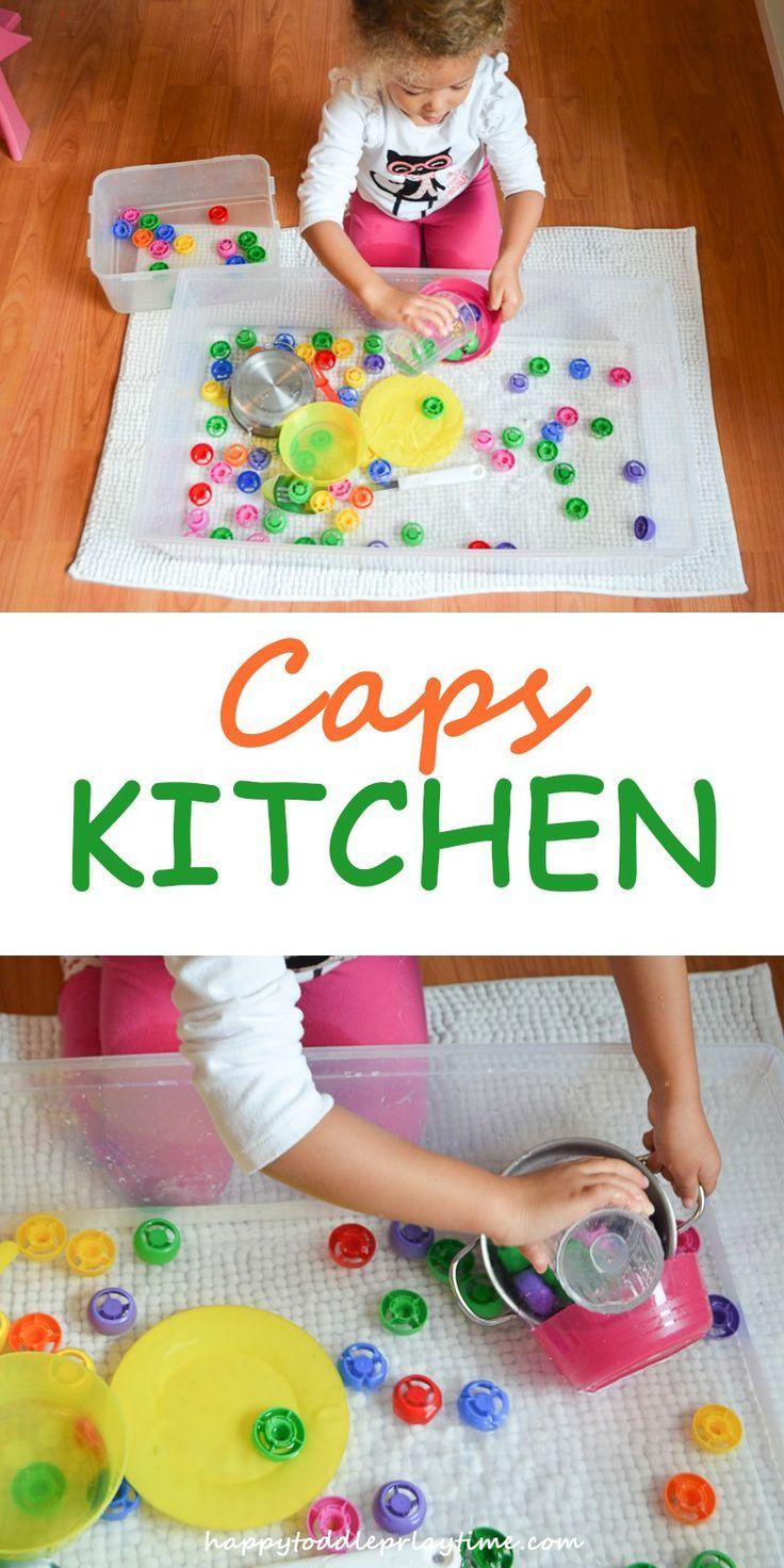 Best 25+ Toddler kitchen ideas on Pinterest | Kidcraft kitchen ...