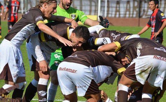 Triunfazo Marrón: Platense derrotó 4 – 3 a Defensores de Belgrano