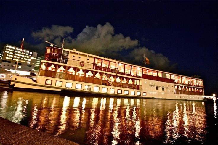 Prins van Oranje | Rederij Cruise with us www.cruisewithus.nl