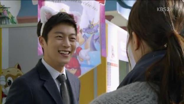 Yoon Doojoon. Iris 2. Drama (2014)