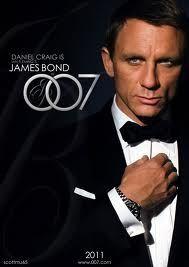 Bond...James Bond. people-to-be-like