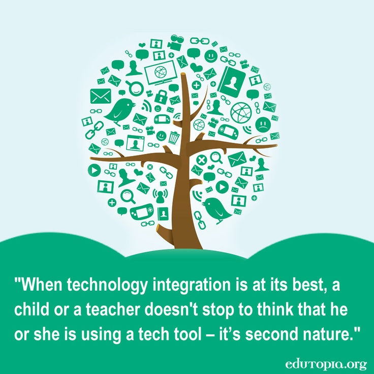Quotes On Technology: 17 Best Ideas About Technology Integration On Pinterest