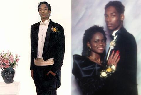 Your prom pictures are no longer safe. Here's Snoop [Insert Animal Name] and a dozen other celebrities on their night of high school magic.
