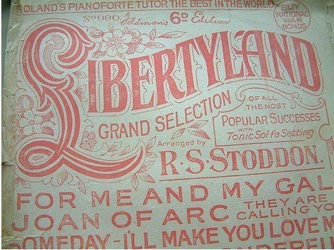 Lettering and Handwriting - Libertyland grand selection
