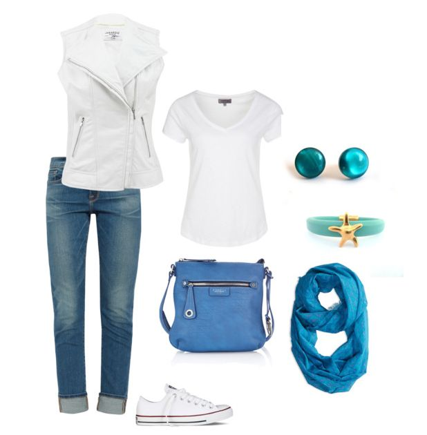 Ef Zin Creations: My beloved jeans #fashion #jeans #casual #jewelry #teal #blue #Summer #trend