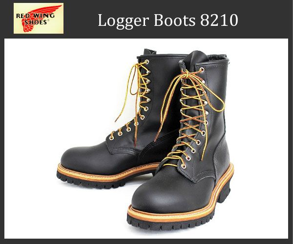 17 best ideas about wing logger boots on