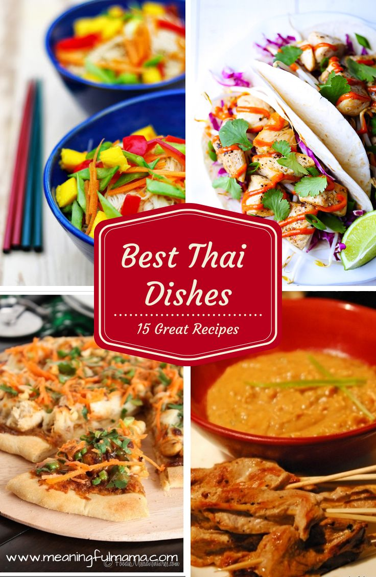 17 best images about thai food on pinterest spicy thai - Thailand cuisine recipes ...