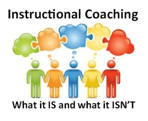 Instructional Coaching What it IS and what it ISN'T?