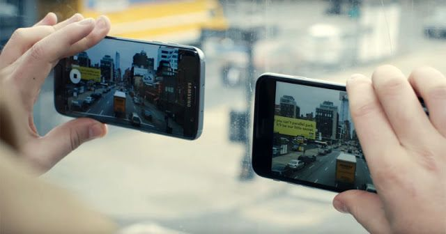 iphone vs samsung kamera