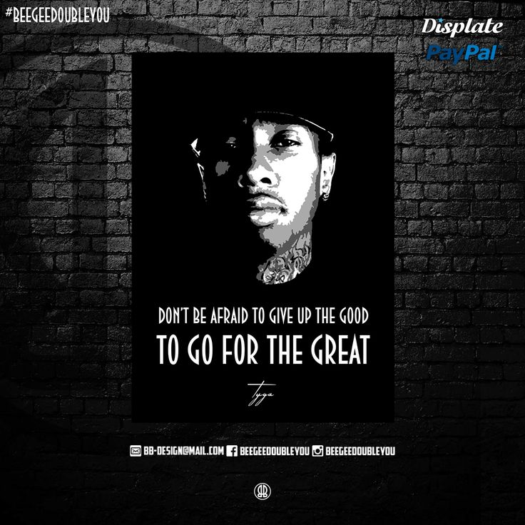 Tyga on Poster! @Displate  #black #popart #collection #studio #hiphop #quotes #hiphopart #tyga #mancave #wizkhalife #discount #snoopdogg #awesome #thegame #biggiesmalls #movies #displate #tupacshakur #geeks #displates #quote #posters #hiphop #future #worldstar #movie #fanart #sayings #hiphoplegends #urban #natedogg #hiphopheads #hiphophead #hiphopquotes #dmx #westcoast #eastcoast #50cent #machinegunkelly #kendricklamar #stoney #420 #drake #rap #street #designs #designer #webshop…