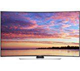 Samsung UE55HU8500 Curved 3D LED TV 1200Hz UHD HbbTV, (baugleich 55HU8590)