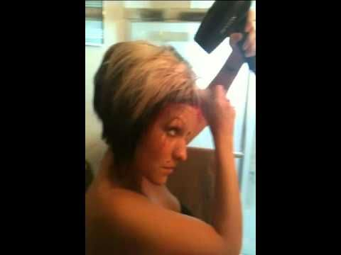 Short Scene Hair Tutorial this girls hair is beyond cool  its absolutely gorgeous