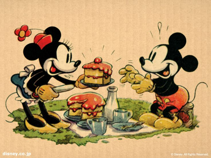 Mickey Mouse & Minnie                                                                                                                                                                                 Más