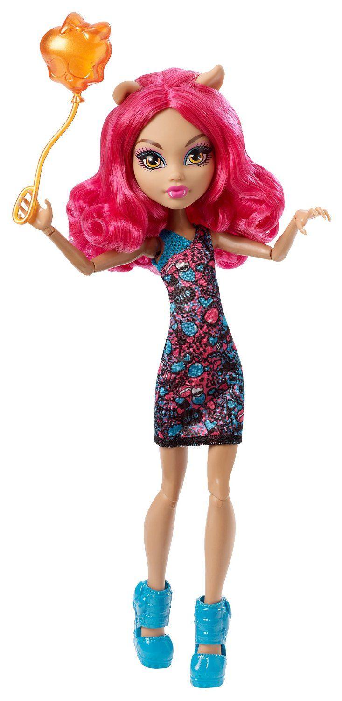 Amazon.com: Monster High Ghoul Fair Howleen Wolf Doll: Toys & Games