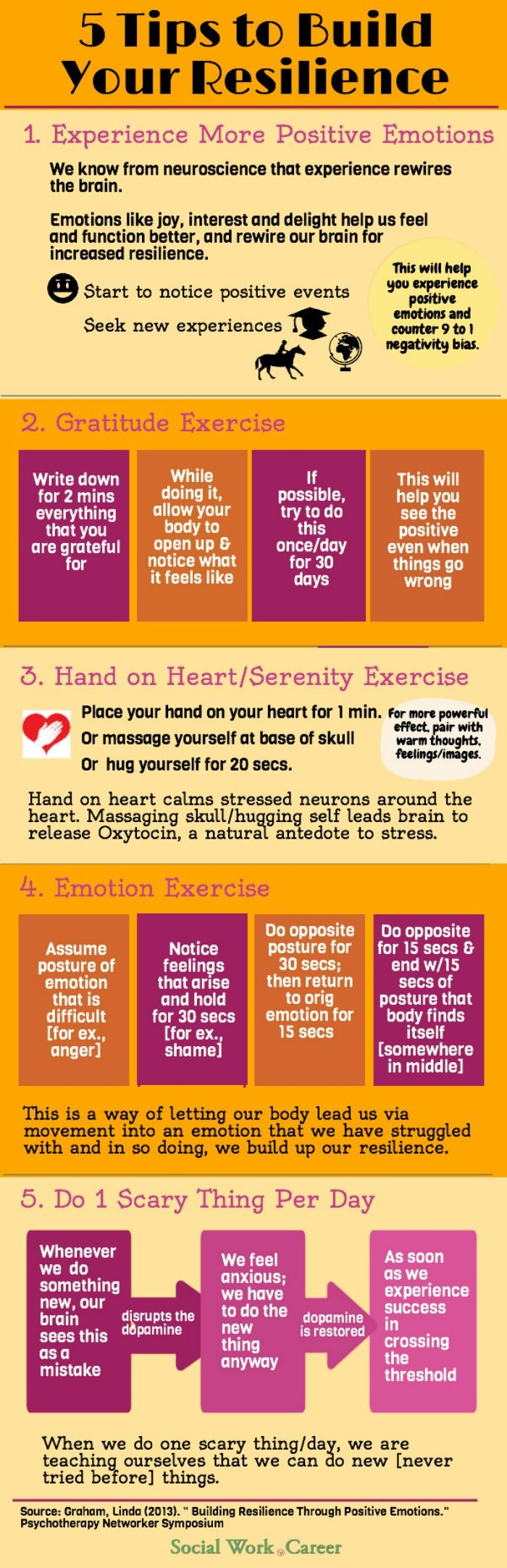 How to Increase Your Resiliency