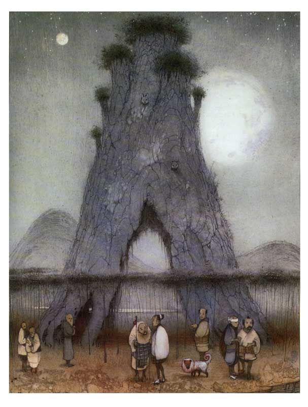 çizgili masallar: Cyril Chelushkin, Japanese Tales 1
