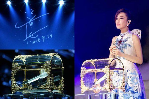江蕙告别舞台《祝福演唱会》DVD九月底推出