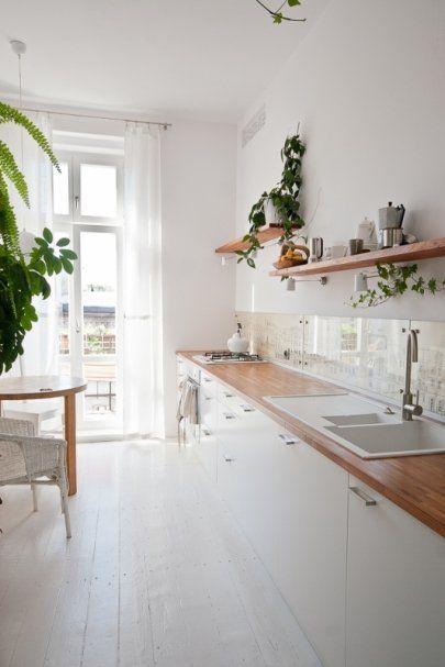 Przestronna kuchnia, Katowice, Śródmieście, mieszkanie do wynajęcia