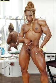 Nude muscle girls pussy