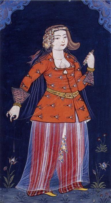 Levni Ottoman Turkish Artist